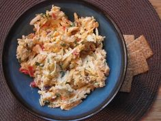 Pimento cheese, of any kind, is one of my favorite things to eat so when I saw this recipe for Chipotle Pimento Cheese in Lisa Fain's new c...