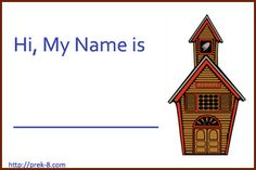 Back to School Name Tags -New PERSONALISED WOODEN SCHOOL BAGS / BOOK ... …