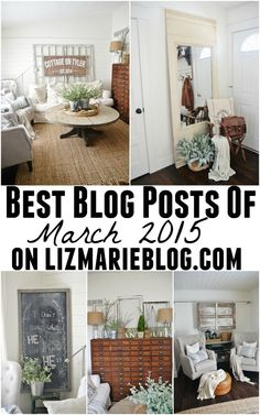 The best blog posts