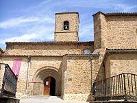Soria Agreda Virgen de la Peña