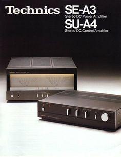 Vintage Market, Vintage Ads, Radios, Technics Hifi, Valve Amplifier, Antique Radio, Hifi Audio, Audio Equipment, Audiophile