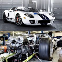 ford gt 1700 hp