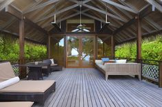 Tropical gazebo, massage suite, all year round use, ceiling fan and heaters