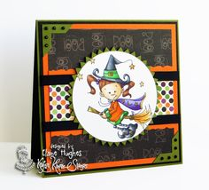 Flying By with another Kraftin' Kimmie Stamps Cutie! – Quixotic Cards