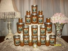 THREE FRUIT MARMALADE:  Pink Grapefruit,Orange,Lemon,Water,Sugar.  I Love This Marmalade I put it on my Toast/Muffin/Bagel with cream cheese or butter& have a hot cup of Tea. You can also Cook with this Marmalade , it is great over chicken, pork & fish