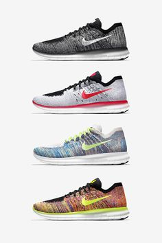 0ab97b47f15 Get creative with your run in the Free RN Flyknit 2017 NIKEiD. Not only can