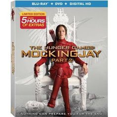 The Hunger Games: Mockingjay Part 2 [Blu-ray + DVD + Digital HD] Jennifer Lawrence (Actor) , Josh Hutcherson (Actor) , Francis Lawrence (D. The Hunger Games, Hunger Games Mockingjay, Mockingjay Part 2, Hunger Games Trilogy, Mahershala Ali, Donald Sutherland, Amazon Instant Video, Amazon Video, Suzanne Collins