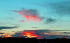 #Fire #In #The #Sky