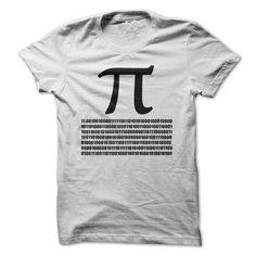 Binary Pi - for guys for mom. Binary Pi, gift for girls,creative gift. Pi Day Shirts, Geek Shirts, Band Shirts, Funny Shirts, Pi T Shirt, Frog T Shirts, Country Shirts, Sorority Shirts, Cool Sweaters