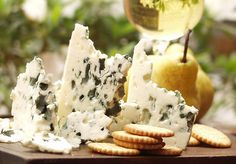 Roquefort and Pears