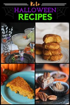 Keto Halloween Recipes - low carb Halloween favorites - low carb treats without any tricks!