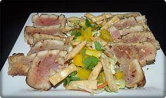 Jason's Kitchen: Chef Jason's Asian Albacore Salad