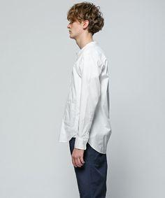 GANRYU Men's(ガンリュウ メンズ)のシャツ(シャツ/ブラウス) 詳細画像