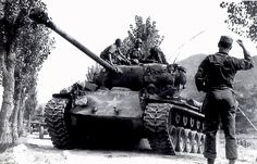 pershing tank photo pershing73tkbatt1950june