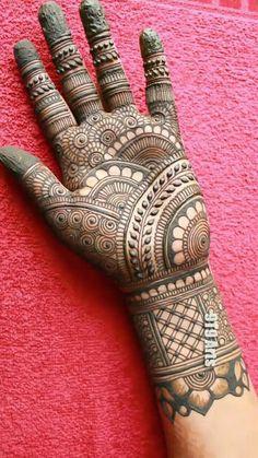 Latest Bridal Mehndi Designs, Full Hand Mehndi Designs, Henna Art Designs, Mehndi Designs For Beginners, Mehndi Designs For Girls, Mehndi Design Photos, New Bridal Mehndi Designs, Latest Mehndi Designs, Rose Mehndi Designs