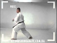 Taikyoku Sono Ni - kata kyokushin karate (+плейлист)