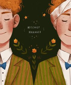 Harry Potter: 10 Pieces Of Fred and George Fan Art As Lovable As The Twins