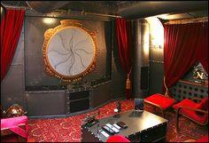 steampunk home decorating ideas