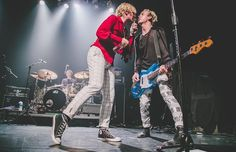 Ross and Riker