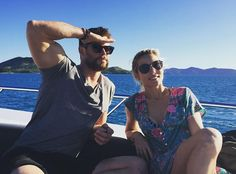 Spanish actress Elsa Pataky has broken her silence over photos that appeared to show her having a heated exchange with her husband, Chris Hemsworth in Byron Bay. Elsa Pataky, Chris Hemsworth Muscles, Liam Hemsworth, Who Plays Thor, Gq Australia, Spanish Actress, New Wife, Romantic Photos, Movies