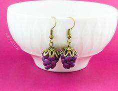 Comida miniatura único de frambuesas púrpura por FabulousFunkys