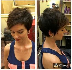 Short Hairstyles - 143