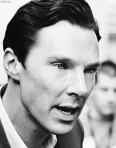Benedict Cumberbatch. http://www.pinterest.com/aggiedem/sherbatched-or-cumberlocked/