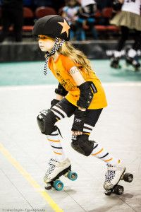 Mom Confession: Why I let my 8 year old do roller derby | This article seriously sums up all of the wonderful benefits of derby and made me tear up a little...