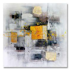 Abstrakt tavla - Köp denna häftiga The view tavlan online hos oss Abstract Canvas Art, Abstract Watercolor, Abstract Pictures, 3d Wall Art, Encaustic Art, Art Moderne, Abstract Expressionism, Sculpture Art, Art Drawings