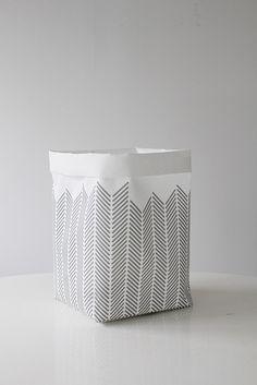 patterned sack by Varpunen