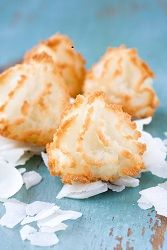 With a crisp exterior and a soft and chewy texture, Coconut Macaroons are one of my personal holiday favorites.