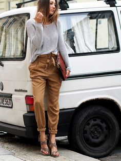 #paperbagpants #paperbag #highwaist #pants #drykorn #style #trends #spring #streetstyle #ootd #fashion #blogger #helloshopping #casual #chic #chloe #faye #bags #effortless #sophisticated #vogue #instyle #elle #madame #flair #cosmopolitan