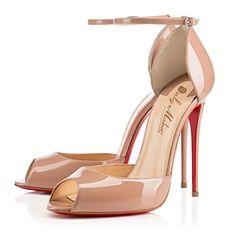 FootGift femme sandales escarpins abricot a talons aiguilles en Cuir verni avec bretelle T peep-toe EU40 FootGift http://www.amazon.fr/dp/B00UWWQGCC/ref=cm_sw_r_pi_dp_yGTyvb0QJ7W8D