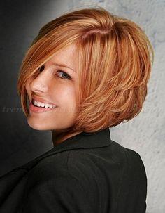bob hairstyles - layered bob haircut|trendy-hairstyles-for-women.com