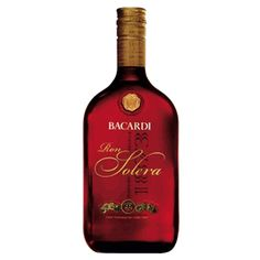 Bacardi Solera