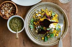 Spiced+Millet+Pilaf+with+Beetroot,+Feta+++Mint+Recipe+on+Food52,+a+recipe+on+Food52