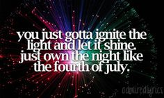 Firework... Katy Perry ~