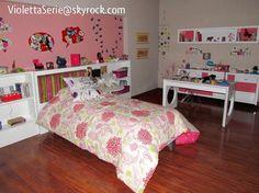 Kamer van Violetta!