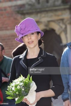 7 April 2006 - Unveiling a New Portrait of Herself at Frederiksborg Castle in Hillerød