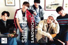 160622 #SHINee - CanCam Magazine August Issue #Taemin #Minho