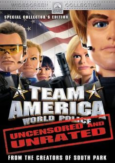 Team America: World Police.