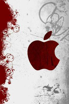 Back Wallpaper, Ipad Mini Wallpaper, Apple Logo Wallpaper Iphone, Apple Wallpaper Iphone, Cellphone Wallpaper, Flower Wallpaper, Hd Phone Wallpapers, Wallpaper Backgrounds, Apple Images