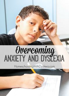 Anxiety and Dyslexia Stress is a normal part of life for all people. However, people with dyslexia can experience high levels of stress and anxiety in ways you m Dyslexia Teaching, Dyslexia Activities, Counseling Activities, Teaching Resources, Teaching Ideas, Dyslexia Strategies, Reading Help, Teaching Reading, Dysgraphia