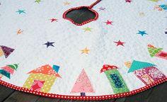 The Hood Tree Skirt Front by Fresh Lemons : Faith, via Flickr