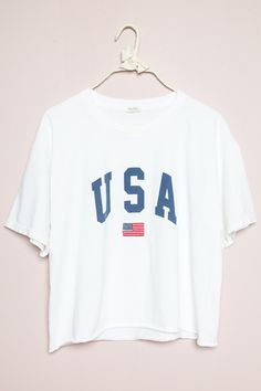 Brandy ♥ Melville    Aleena USA Top - Graphics