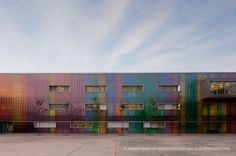 Ejea College Knights CROSS DÍEZ   ARCHITECTS , SANTIAGO CARROQUINO