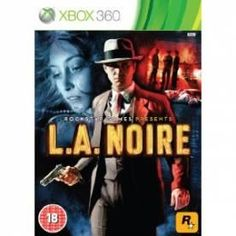 La Noire Game Xbox 360 | http://gamesactions.com shares #new #latest #videogames #games for #pc #psp #ps3 #wii #xbox #nintendo #3ds