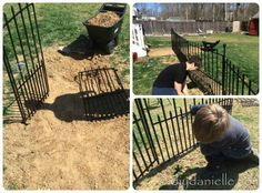 How to Install an Easy NoDig Fenced Dog Run in One Day