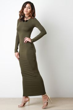 Modest Dresses, Tight Dresses, Sexy Dresses, Nice Dresses, Fashion Dresses, Girls Dresses, Women's Fashion, Hot Dress, Dress Skirt