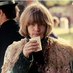 Brian in Monterey Festival 1967 The Rolling Stones, Brian Jones Rolling Stones, Mississippi Fred Mcdowell, Monterey Pop Festival, Rollin Stones, John Lee Hooker, Rock Festivals, Skinny Guys, Phil Collins